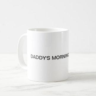Daddy's Morning Medicine Coffee Mug