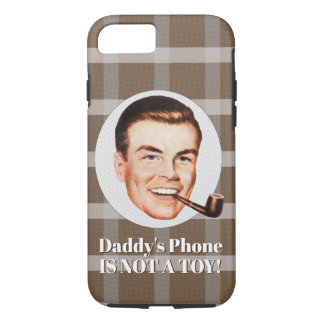 Daddy's Phone IS NOT A TOY! Case-Mate iPhone Case