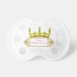 Daddy's Princess Pacifier