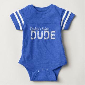 Daddy's Subie Dude Baby Bodysuit