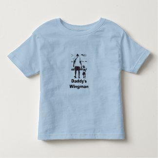 Daddy's Wingman Toddler T-shirt