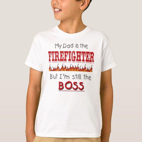 dadisfirefighter T-Shirt