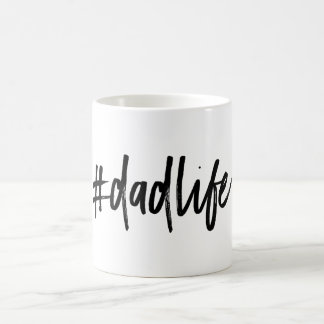 #dadlife coffee mug