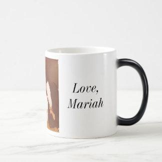 dadmdd, MerryChristmas,Dad!!, Love,Mariah Magic Mug
