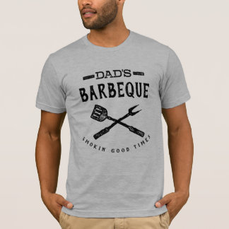 Dad's Barbeque Utensils T-Shirt