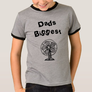 Dads Biggest Fan Shirt