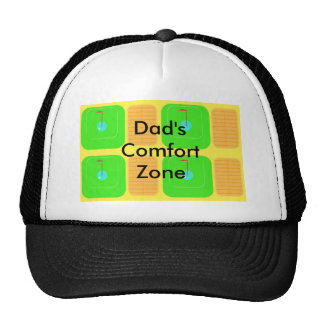 Dad's Comfort Zone Hat