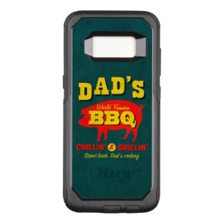 Dad's Cooking OtterBox Commuter Samsung Galaxy S8 Case
