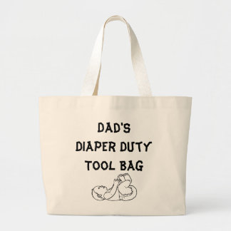 Dad's Diaper Duty Tool Bag