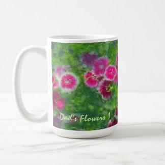 Dad's Flowers Mug 1