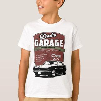 Dad's Garage 1968 Camaro T-Shirt