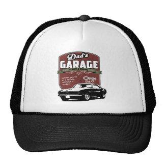 Dad's Garage 1968 Camaro Trucker Hat