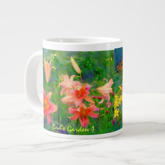 Dad's Garden 1 Jumbo Mug