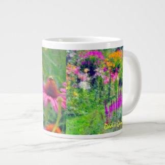 Dad's Garden 2 Jumbo Mug