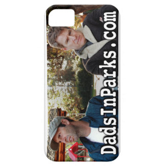 Dads In Parks - Jamie & Jeff iPhone 5 Cover