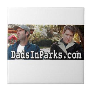 Dads In Parks - Jamie & Jeff Tile
