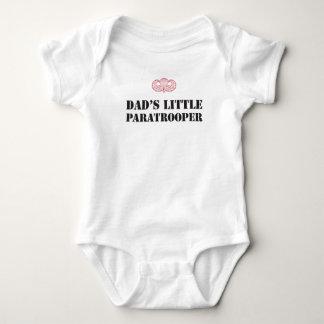DAD'S LITTLE PARATROOPER BABY BODYSUIT