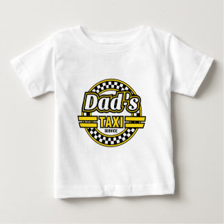 Dad's Taxi Service Logo T Shirts