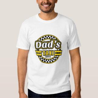 Dad's Taxi Service Shirt