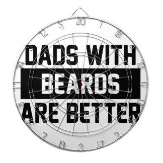 Dads with Beards Dartboard