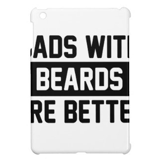 Dads with Beards iPad Mini Cases