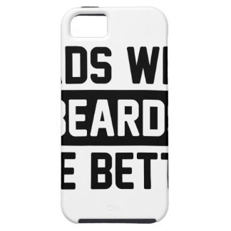 Dads with Beards iPhone 5 Case