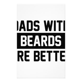 Dads with Beards Stationery
