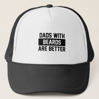 Dads with Beards Trucker Hat