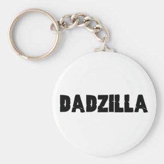 Dadzilla Keychain