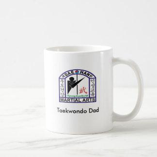Dae Han Logo, Taekwondo Dad Coffee Mug