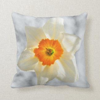 Daffodil cushion
