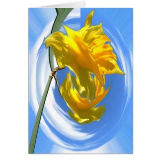 Daffodil Dayz Card