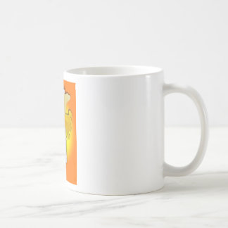 Daffodil flower out the frame coffee mugs