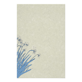 Daffodil Flowers Stationery