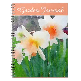 Daffodil Garden Journal