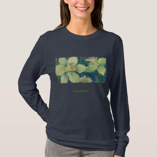 Daffodil Pistachio T-Shirt