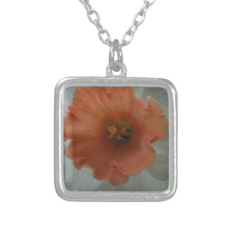 Daffodil Silver Plated Necklace