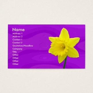 Daffodill Business Card
