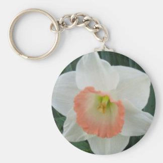 daffodils2 keychain