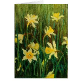 """""""Daffodils"""" Card"""