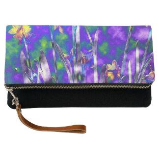 Daffodils Clutch Bag