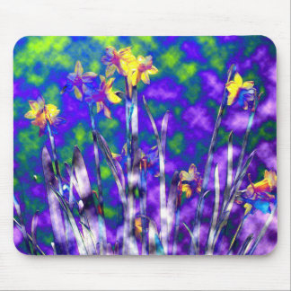 Daffodils Mouse Pad