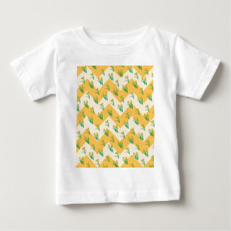 Daffodils Pattern Baby T-Shirt