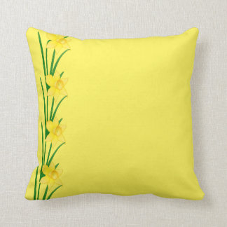 Daffodils Pillow