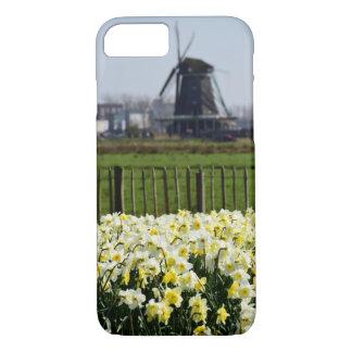 Daffodils & Windmill iPhone 7 Case