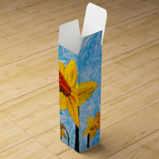 Daffy Daffs Wine Box