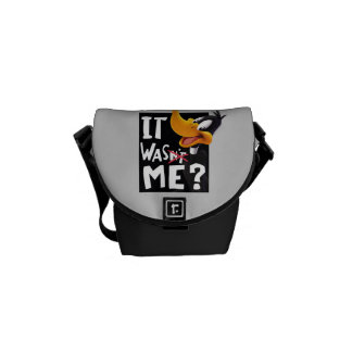DAFFY DUCK™- It Wasn't Me / Was Me Commuter Bag