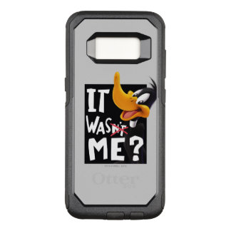 DAFFY DUCK™- It Wasn't Me / Was Me OtterBox Commuter Samsung Galaxy S8 Case