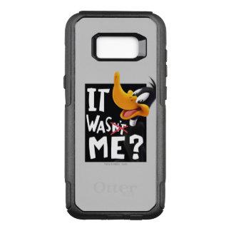 DAFFY DUCK™- It Wasn't Me / Was Me OtterBox Commuter Samsung Galaxy S8+ Case