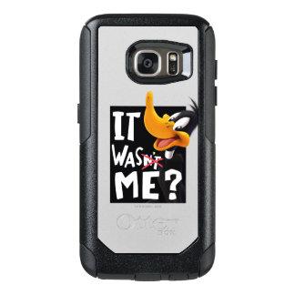 DAFFY DUCK™- It Wasn't Me / Was Me OtterBox Samsung Galaxy S7 Case